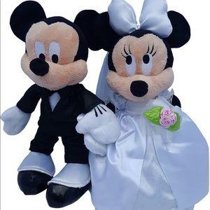 Disney Wedding Mickey & Minnie